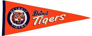 Winning Streak MLB Tigers Cooperstown Pennant