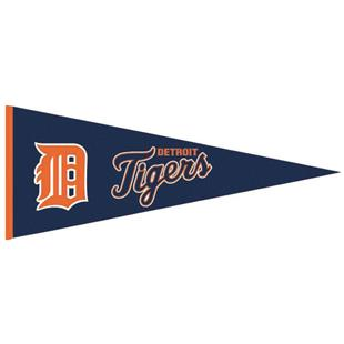 Winning Streak MLB Tigers Traditions Pennant