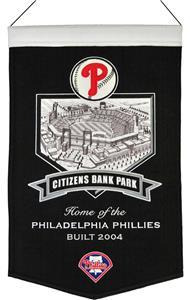 MLB Citizens Bank Park Stadium Banner