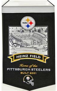 Winning Streak NFL Heinz Field Stadium Banner