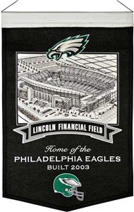 NFL Lincoln Financial Field Stadium Banner