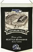 NFL Centurylink Field Stadium Banner