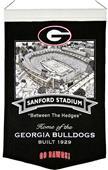 Winning Streak NCAA Georgia Stadium Banner