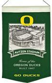Winning Streak NCAA Oregon Autzen Stadium Banner