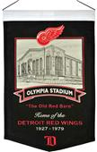 Winning Streak NHL Olympia Stadium Banner