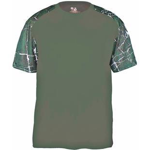 Badger Adult/Youth Shock Sport Short Sleeve Tee