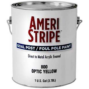 Ameri-Stripe Goal Post Foul Pole Gal. Yellow Paint