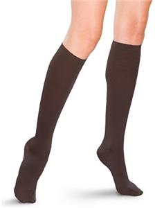 Therafirm Womens 15-20Hg Mild Support Trouser Sock
