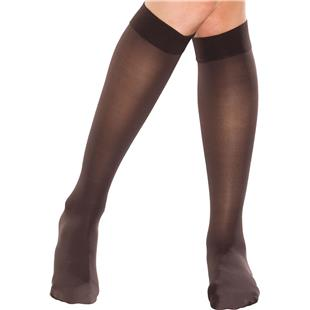 Therafirm Womens 10-15mmHg Knee-High Stockings
