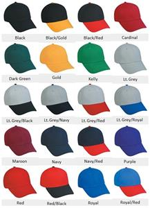 Proflex Stretch Fit Wool Baseball Cap 20 Colors