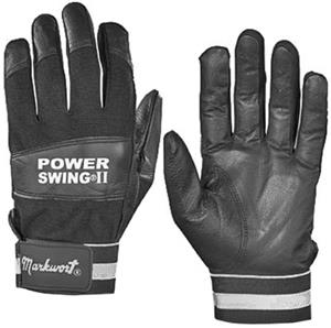 Markwort Power Swing II Batting Gloves-Youth PR