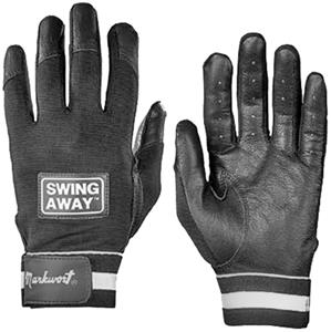 Markwort Swing Away Baseball Batting Gloves-PR