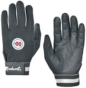 Markwort Cool Mesh Back Baseball Batting Gloves-PR