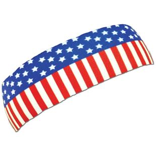 Red Lion US Flag Headbands - Closeout