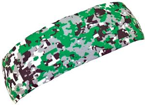 Red Lion Micro Camo Prints Headbands