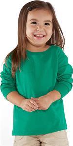 LAT Sportswear Toddler Long Sleeve T-Shirt