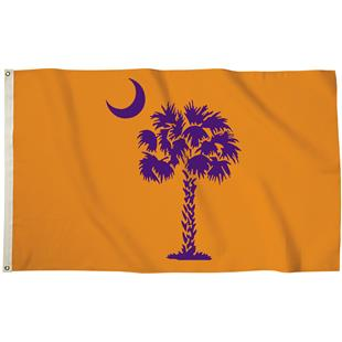 COLLEGIATE Clemson Tigers 3' x 5' Flag