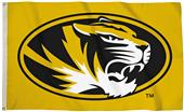 COLLEGIATE Missouri Tigers 3' x 5' Flag W/Grommets