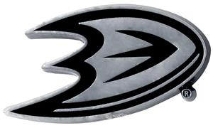 Fan Mats NHL Anaheim Ducks Vehicle Emblem