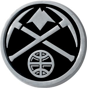 Fan Mats NBA Denver Nuggets Vehicle Emblem