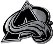 Fan Mats NHL Colorado Avalanche Vehicle Emblem