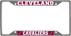 NBA Cleveland Cavaliers License Plate Frame