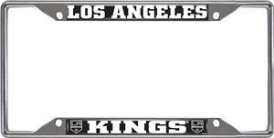 NHL Los Angeles Kings License Plate Frame
