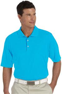 Adidas Golf Mens Climalite Piqué Polo Shirt
