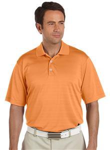 Adidas Golf Mens Climalite Textured Polo Shirt