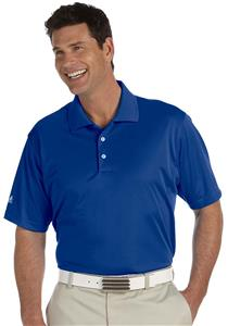 Adidas Golf Mens Climalite Basic Polo Shirt