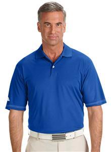 Adidas Golf Mens Climalite Contrast Stitch Polo
