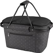 Picnic Time Market Basket Collapsible Tote