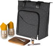 Picnic Time Anthology Sonoma Wine and Cheese Tote