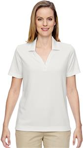 North End Ladies Excursion Nomad Waffle Polo