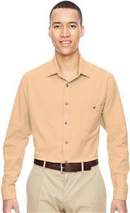 North End Mens Excursion Utility Two-Tone Shirt