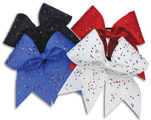 Pizzazz XL Scattered Stones Bow