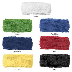 Markwort 1&quot; Cotton Athletic Wristbands