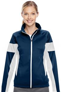 Team 365 Ladies Elite Performance Full Zip Jacket