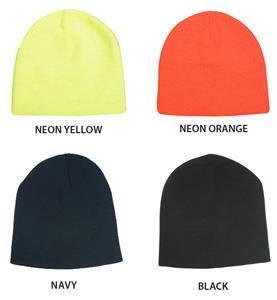 Outdoor Made In USA Acrylic Jersey Knit Beanie