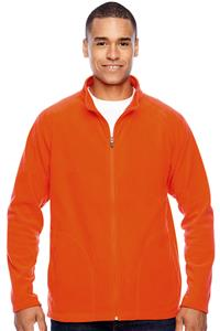 Team 365 Mens Campus Microfleece Jacket