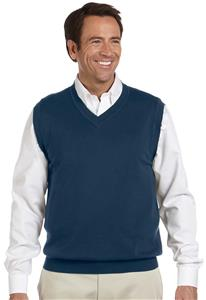 Devon & Jones Mens V-Neck Vest