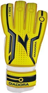Diadora GHIBLI X Soccer Goalie Gloves