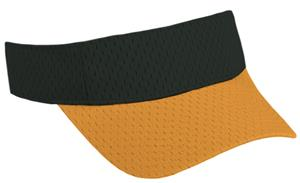 "Adjustable Pro Mesh 2 1/4"" Crown Visors 20 Colors"