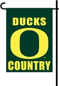 College Oregon Ducks 2-Sided Country Garden Flag