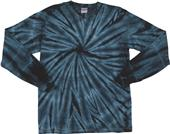 Dyenomite Cyclone Tie Dye Long Sleeve Shirts