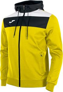 Joma Crew Polyfleece Hooded Jacket