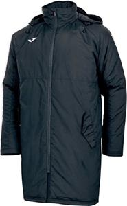 Joma Islandia Nylon Taslon Bench Jacket with Hood