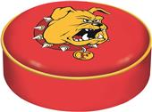 Holland Ferris State Univ. Bar Stool Seat Cover