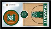 Holland University of Hawaii Logo Mirror