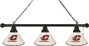 Holland Central Michigan University Billiard Light